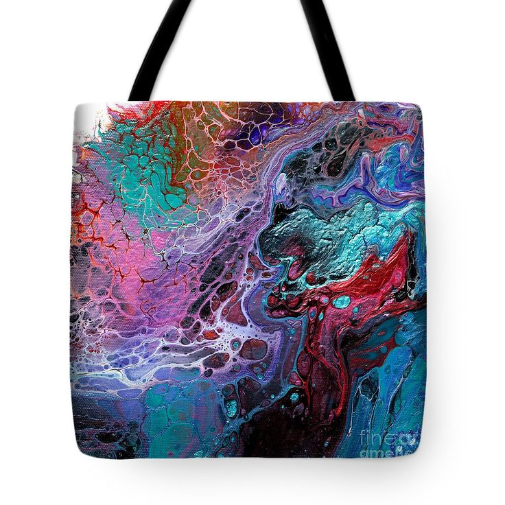 #933 Dragons Clash Tote Bag by Expressionistart studio Priscilla Batzell.  The tote bag is machine washable, available in three different sizes, and includes a black strap for easy carrying on your shoulder.  All totes are available for worldwide shipping and include a money-back guarantee.