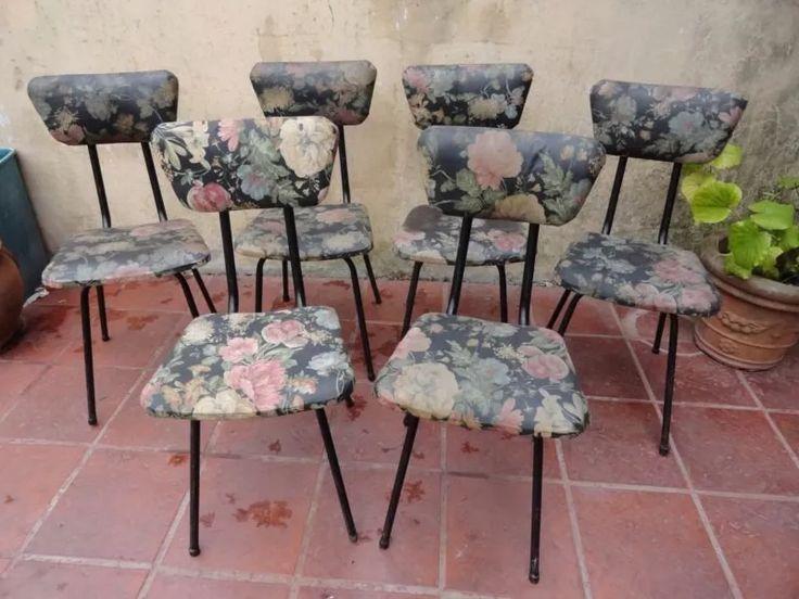 silla americana retro hermosas ideal uso sala o decoración