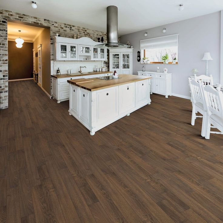 Kraus Alicanti Manchester  Oak Laminate #GRFlooring #laminate #flooring #brown