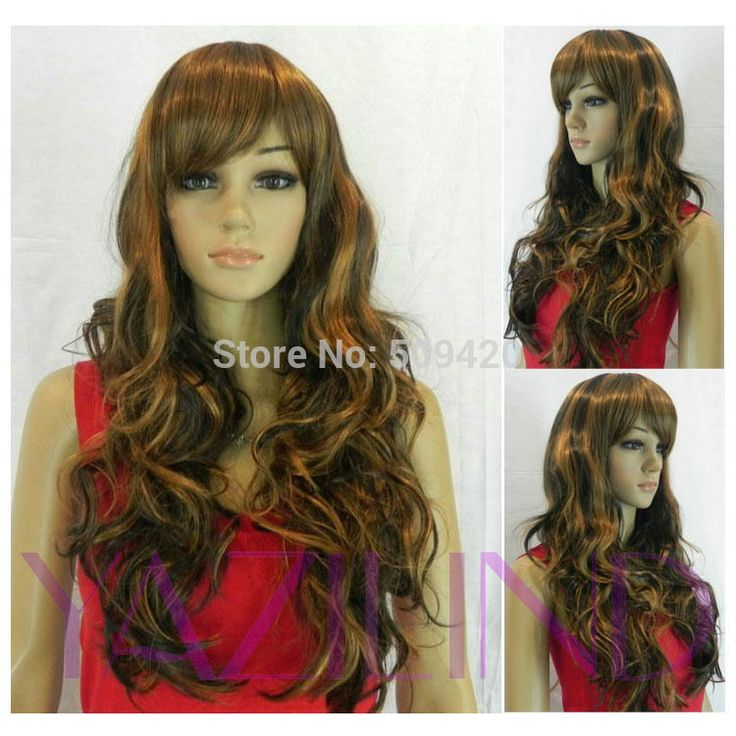 Nice59823>>>Brown Blonde Mixed Long Curly Wavy Wave Loose Wig Ladies Fancy Dress Costume Wig     #http://www.jennisonbeautysupply.com/  #<script     http://www.jennisonbeautysupply.com/products/nice59823brown-blonde-mixed-long-curly-wavy-wave-loose-wig-ladies-fancy-dress-costume-wig/,     Welcome to my shop Wholesale Note: All products support the mixed wholesale in our store.If seek long-term cooperation and procurement, can leave a message to me, I can give you a set price and logistics…