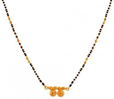 Traditional Gold Mangalsutra ( MangalSutras )