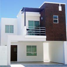 41 best images about fachadas on pinterest - Fachadas casas contemporaneas ...
