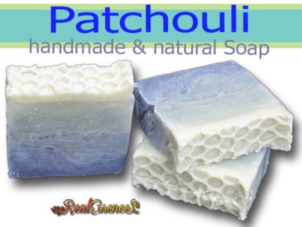 NEW Patchouli Soap☯Handmade from scratch in Australia☯Organic☯
