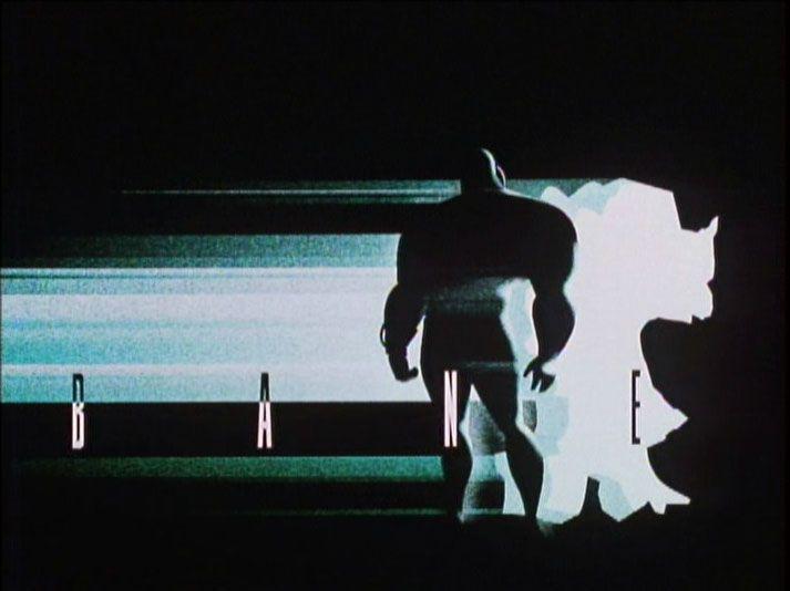 Batman: The Animated Series, 'Bane'