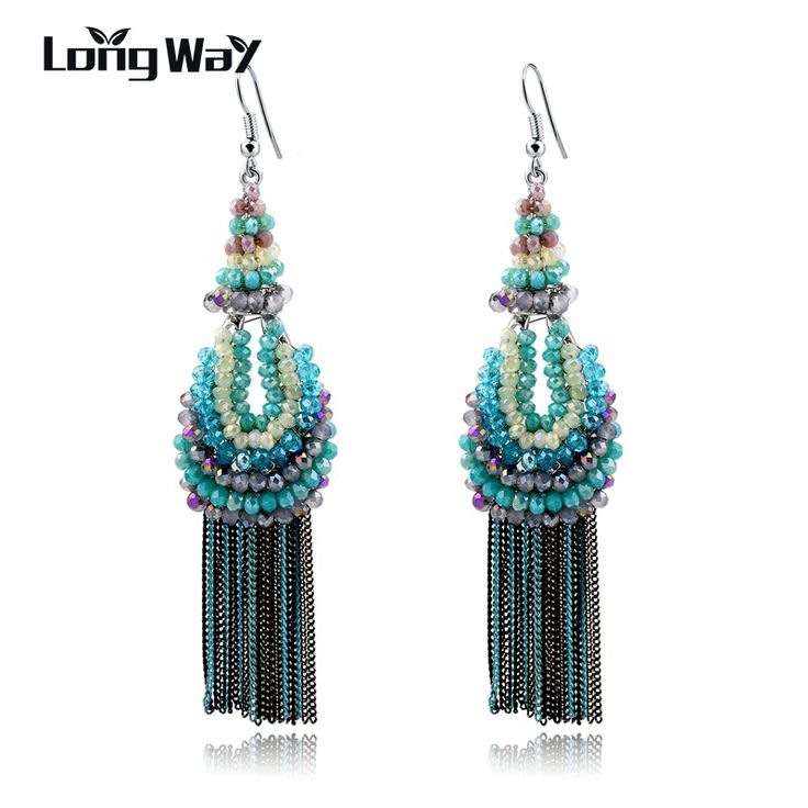 New Arrival Blue Metal Tassel Long Earrings Women Resin Bohemian Earrings Drop Fashion Jewelry Pendientes SER160030 $11.06   => Save up to 60% and Free Shipping => Order Now! #fashion #woman #shop #diy  http://www.jewelrycreations.net/product/new-arrival-blue-metal-tassel-long-earrings-women-resin-bohemian-earrings-drop-fashion-jewelry-2016-pendientes-ser160030/