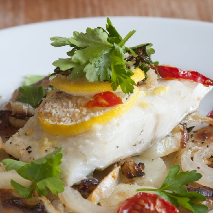 Delicately season this Bake White Fish recipe is a wonderful method of preparation.. Baked White Fish Recipe from Grandmothers Kitchen.
