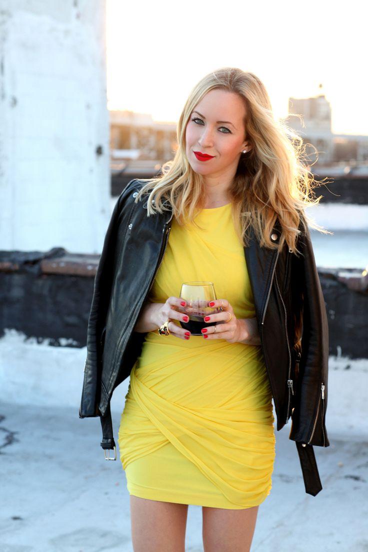 Helena, brooklyn blonde, blogger, fashion - Healthy with