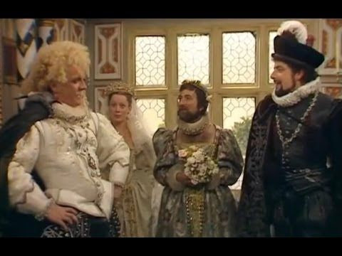 ▶ Lord Flashheart's Grand Entrance - Blackadder - BBC - YouTube  Rick Mayall died today at 56.  Here he is at his best (and worst!)