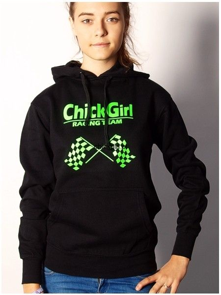 Bluza Kangurek ChickGirl Racing Team