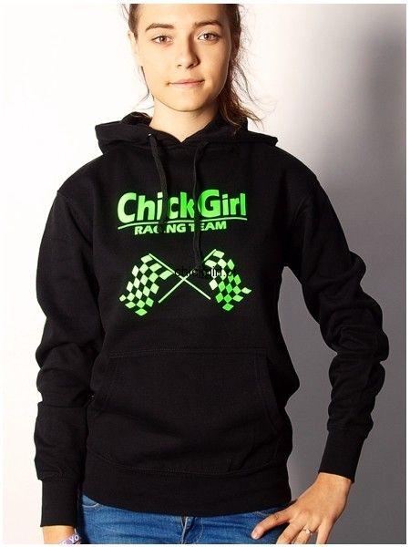 Bluza Kangurek ChickGirl Racing Team