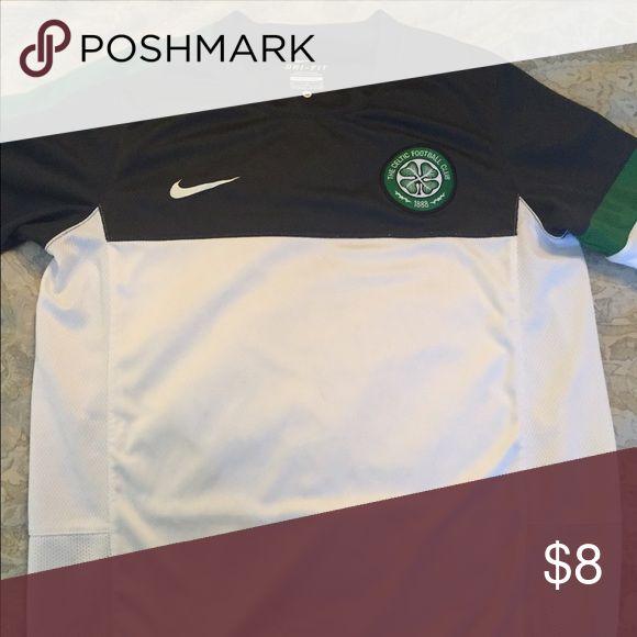Nike Dri-fit Celtic Club Football Shirt Short sleeve Dri-fit shirt Celtic Football Club Nike Shirts & Tops Tees - Short Sleeve