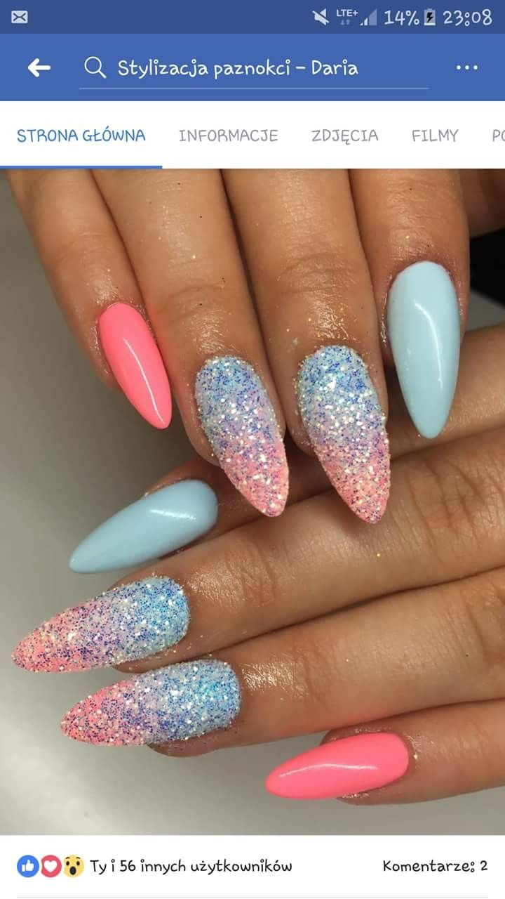 Pin By Irina Nassar On Nails Simple Nails Nails Manicure