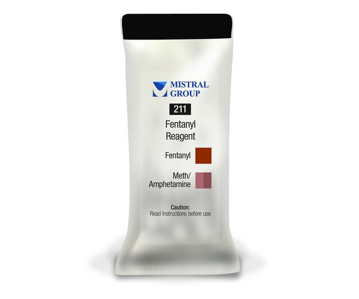 Sold in Boxes of 10 units/tests. The only stand alone Fentanyl Test on the market. Presumptive Drug Test (PDT) includes a series of individual reagent tests tha