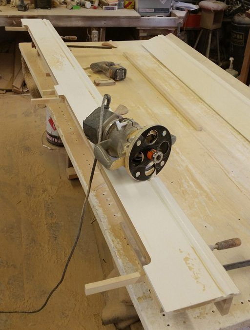 the baseboard moulding is modified to allow for air flow