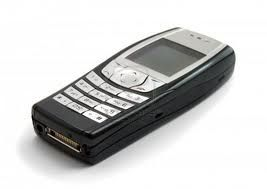 old mobile phone- i had one