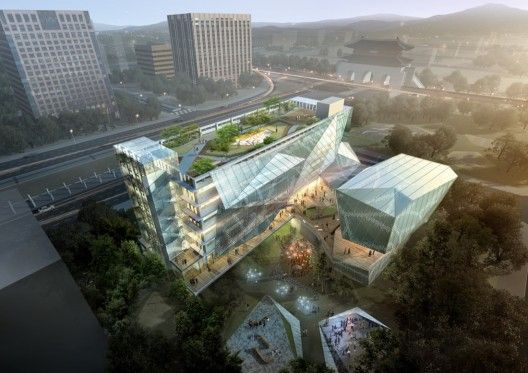The National Museum of Korean Contemporary History / Seoul, Korea