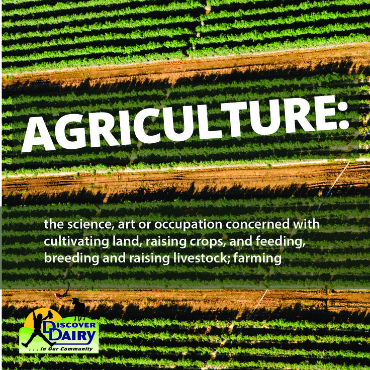 What exactly is #agriculture?