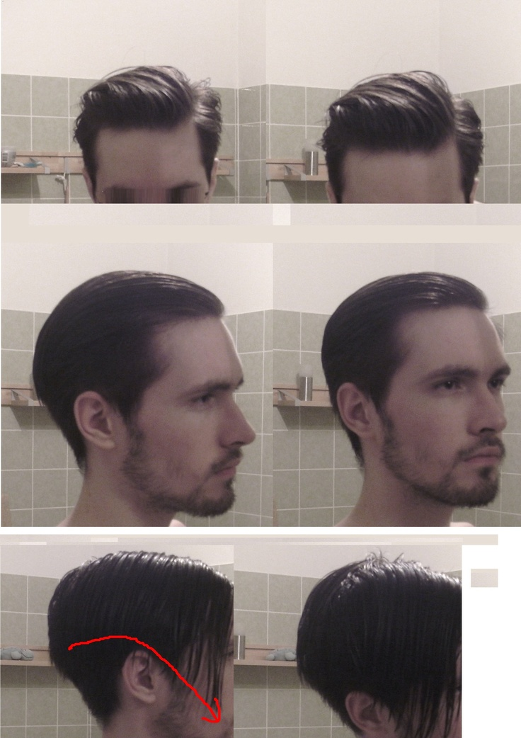versatile men's haircut