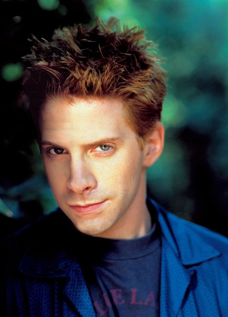 Seth Green as Oz in BtVS