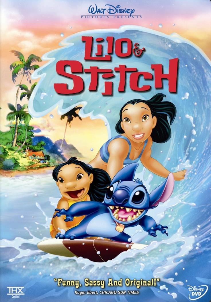 'lilo and stitch'