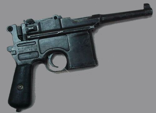 Han Solo - Mauser C-96