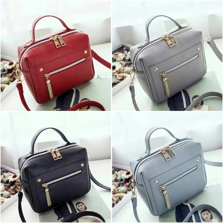 Tas Fashion 6725 21x8x17 180rb