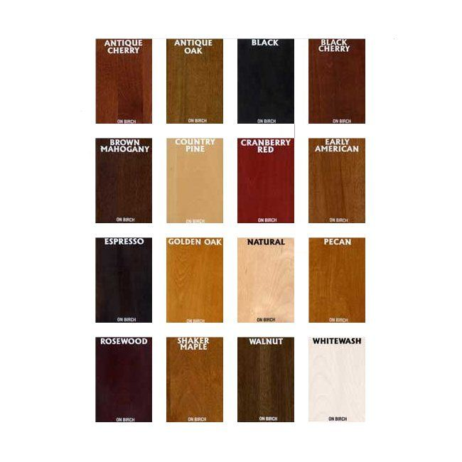 Best 25 Wood Stain Color Chart Ideas On Pinterest Wood