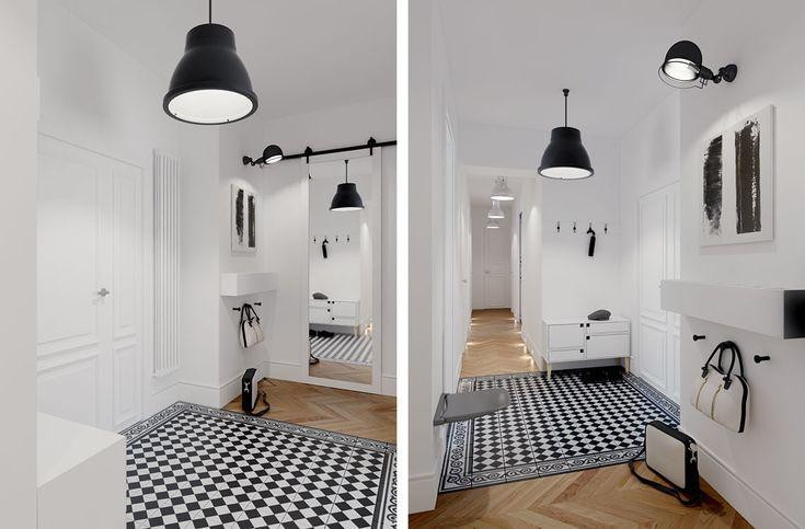 francja-na-powislu-projektowanie-wnetrz-wizualizacje-korytarz-1