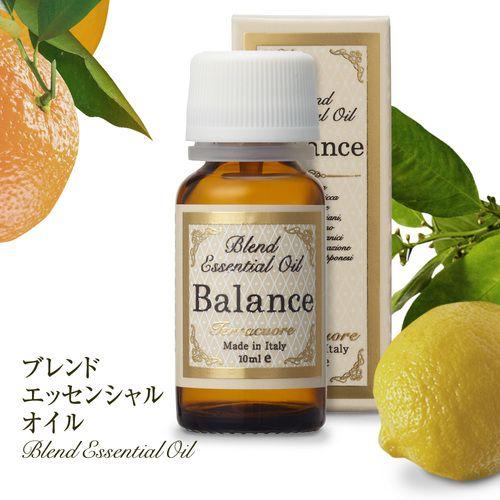 Terracuore ブレンドエッセンシャルオイル (Balance) ¥2,800(税抜)