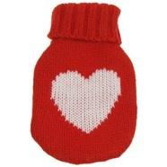 Hot Bottle in Knitted Cover - Örgü Kılıflı El Isıtıcı