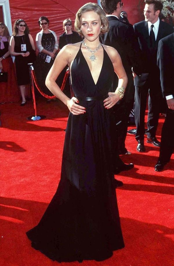 Chloe Sevigny Yves Saint Laurent Oscar 2000
