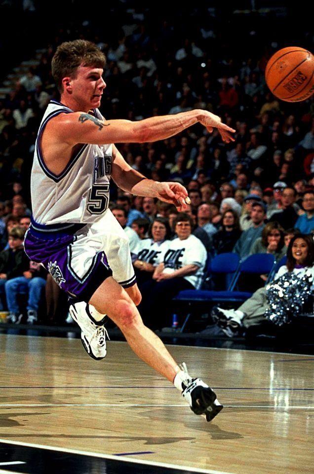 Jason Williams Sacramento Kings