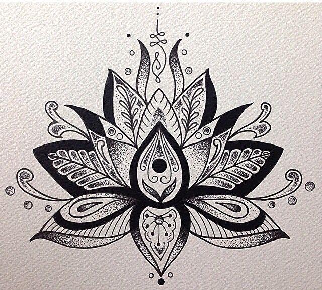 Image result for lotus flower buddhist tattoo