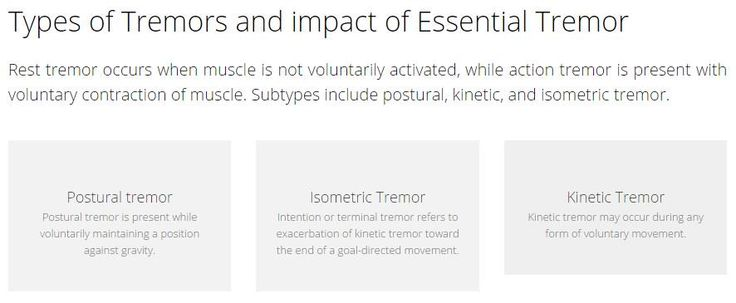 Types of #Tremors and impact of #Essential_Tremor @ResoFusAlomar  #ultrasounds #mri