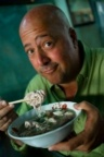 Traterra is excited to announce that chef and television personality Andrew Zimmern has signed on to be a travel insider for the new travel provider.  (PRNewsFoto/Traterra)
