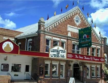 Barter Theatre, Abington, VA.