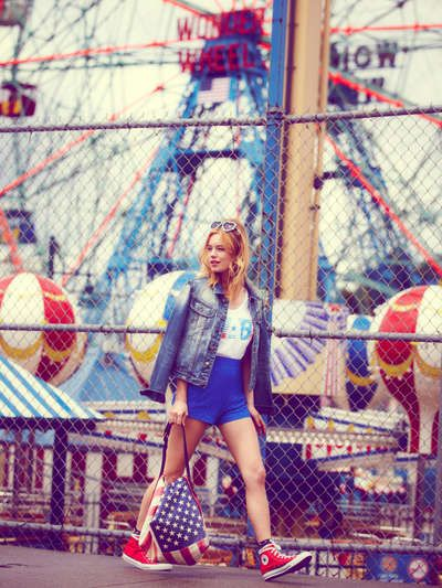 Boho Carnival Catalogs - The Free People June 2012 Lookbook is Inspired by the '70s (GALLERY)