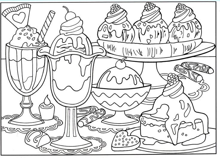 791 Best Images About Coloring Pages