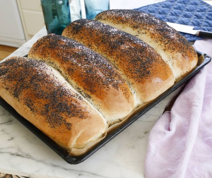 bröd i långpanna