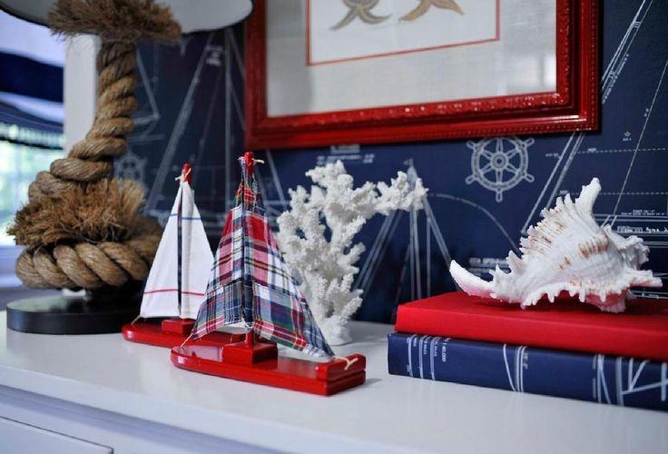 Детская в морском стиле - Дизайн интерьеров | Идеи вашего дома | Lodgers