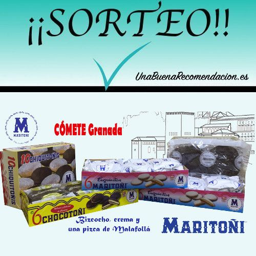 Sorteo Lote Dulces Maritoñi