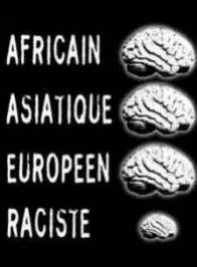 Tous contre le racisme♡