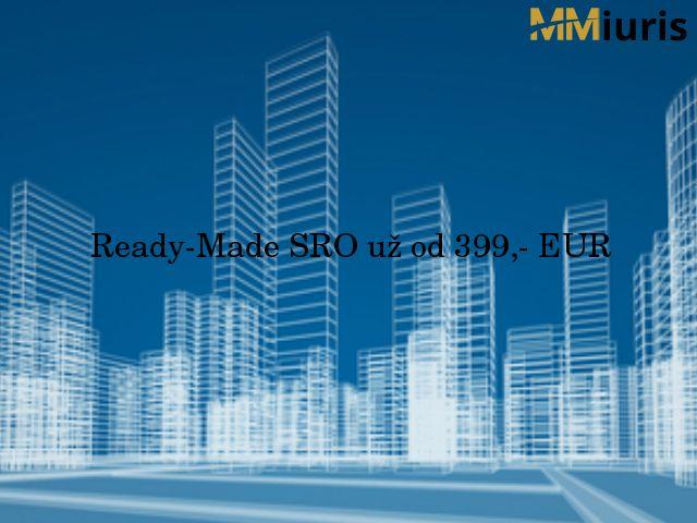 Mali by ste Kúpiť SRO založiť podnik? http://goo.gl/ToRArq
