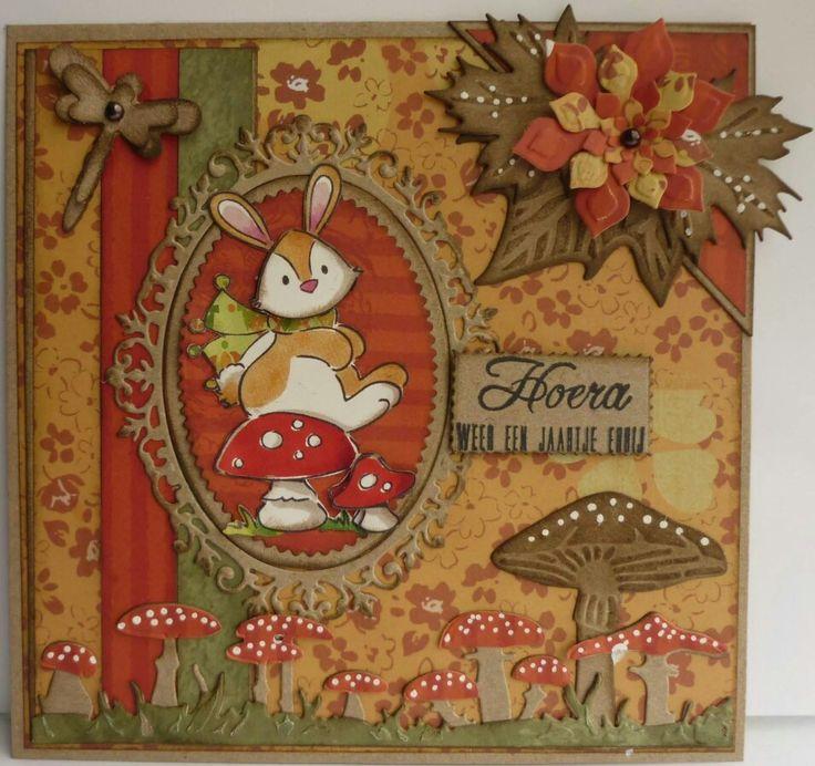 Noor! Design Autumn door Erica