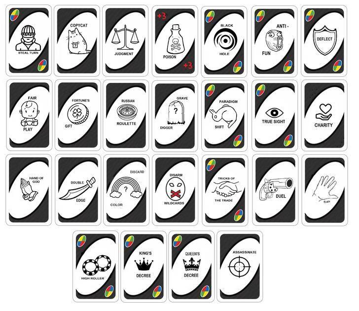 Imgur Com Uno Cards Blank Cards Wild Card