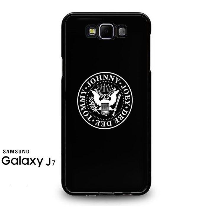 Ramones Logo Samsung Galaxy J7 Prime Case