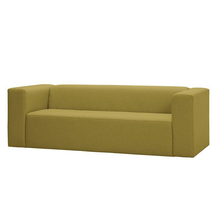 Sofa Graham 3 Sitzer Webstoff