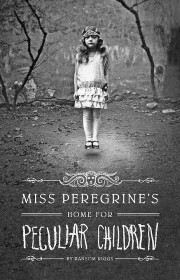 Miss Peregrine's Home for Peculiar Children | The Ultimate Summer Reading List: 100 Beach Reads