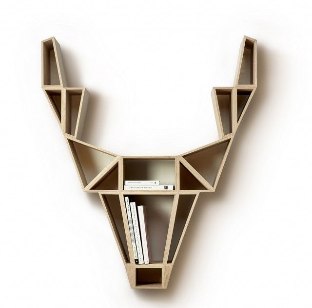 Deer shelf by Scandinavian BEdesign - Nordic Design Collective