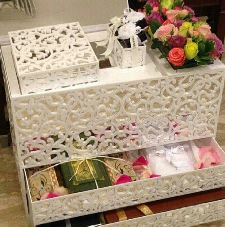 Dazzah bridal box